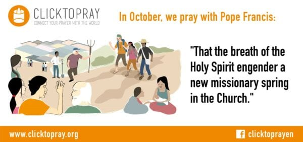 Image result for click to pray october