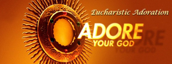 Eucharistic Adoration - New Start Time from 9:00am every Morning