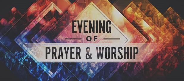 Worship Together – Healing and Prayer Ministry – 18th November 2019