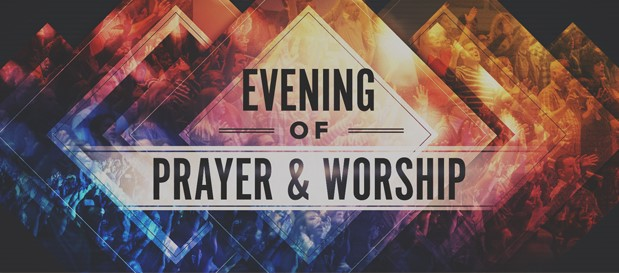 Worship Together Programme – Healing and Prayer Ministry