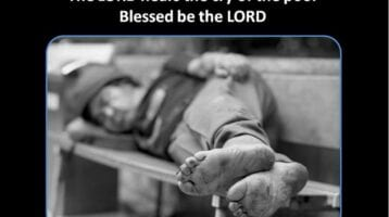 Hymn for Today:  Lyrics - The Cry of the Poor - John Michael Talbot