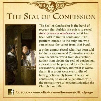 SAFEGUARDING AND THE SACRAMENT OF RECONCILIATION