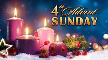 Newsletter: 22nd December 2019 - Fourth Sunday of Advent Cycle A