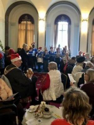 Festive Choir Events - Lord Mayor's Coffee Morning & Carols