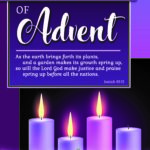 Newsletter: 15th December 2019 - Third Sunday of Advent Cycle A - Gaudete Sunday