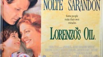 Film Night: 'LORENZO'S OIL'