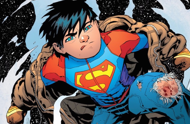 Jon Kent as Superboy