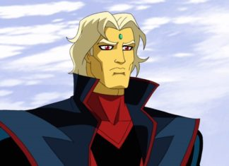 Adam Warlock Disney