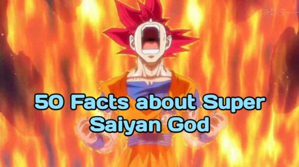 Super Saiyan God facts