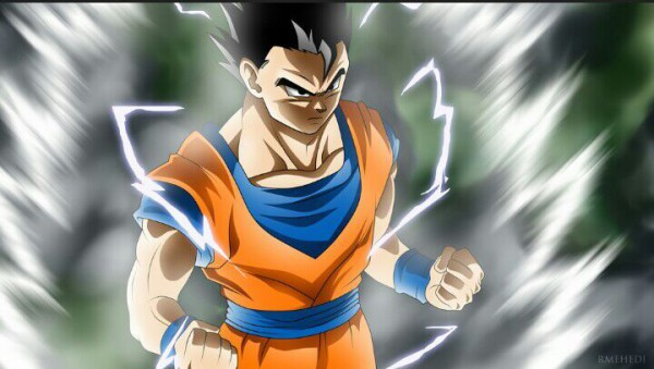 Ultimate Gohan in Dragon Ball Super