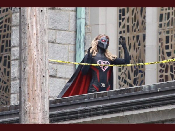 Overgirl from Earth X in Crisis on Earth X