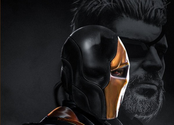 Joe Manganiello as DC villain as Deathstroke