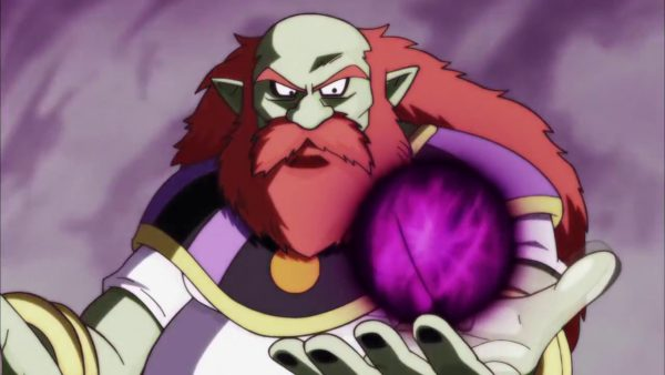 Universe 9 God of Destruction Sidra