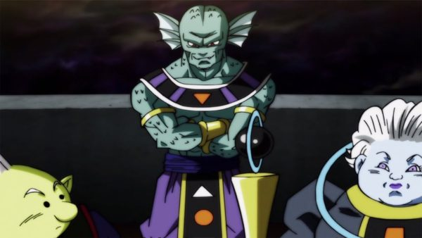 God of Destruction of Universe 12 Geene