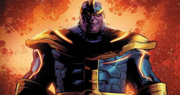Thanos most powerful villain