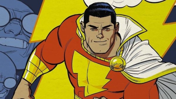 Billy Batson as Shazam