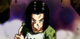 Android 17 alive in Dragon Ball Super