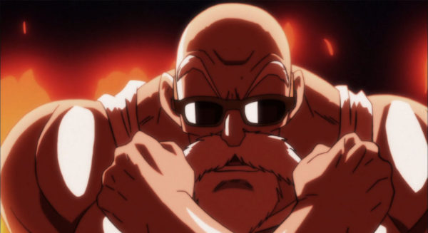Master Roshi in Tournament of Power