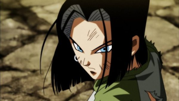 Android 17 in DBS episode 131