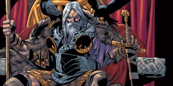 Father of Thor Odin