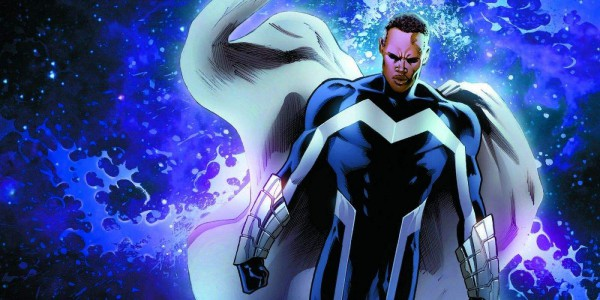 Adam Brashear as Blue Marvel