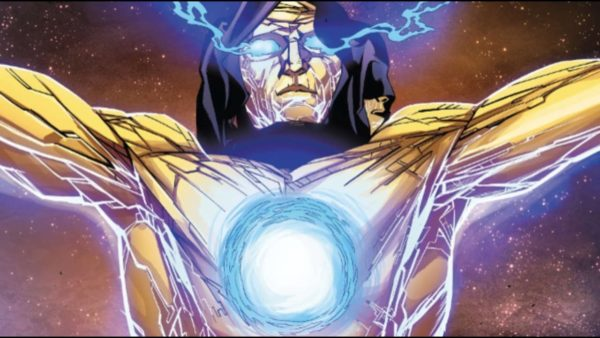 Living Tribunal Marvel second god