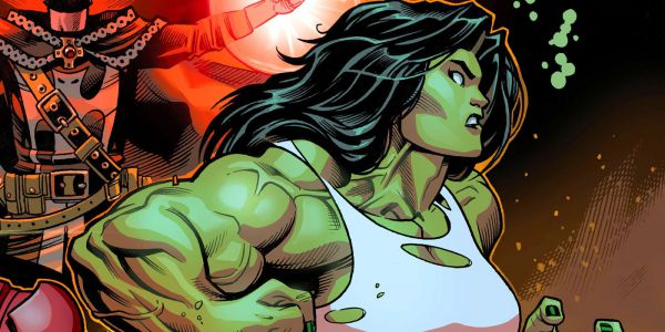 Physically strongest female marvel character She-Hulk
