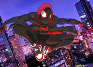 Spider-Man: Into The Spider-Verse movie