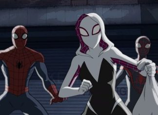 Spider-Man: Into the Spider-Verse Spider-Gwen