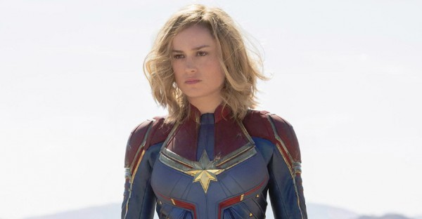 Captain Marvel Strongest character