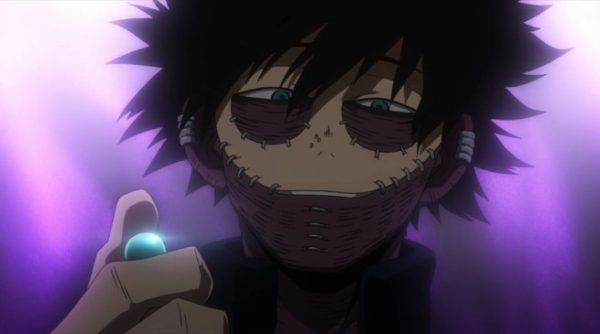 My Hero academia villain Dabi