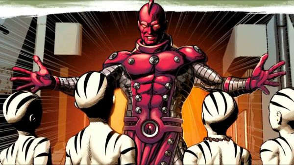 High Herbert Edgar Wyndham as high evolutionary