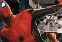 New Spider-Man suit Far From Home