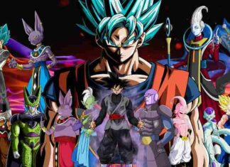 List of strongest dragon ball super characters