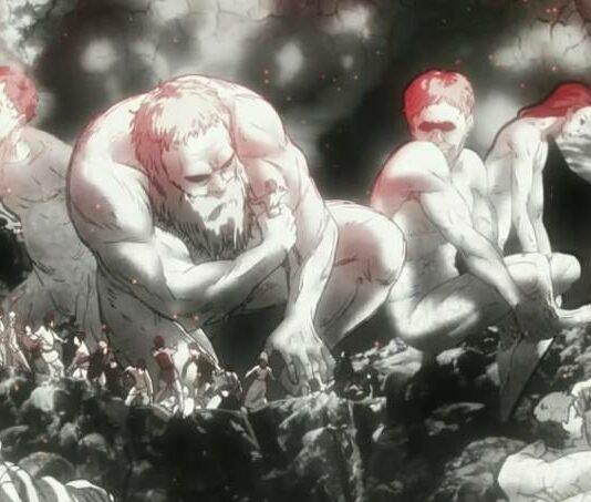 Pure Titans Attack On Titan Strongest Titan