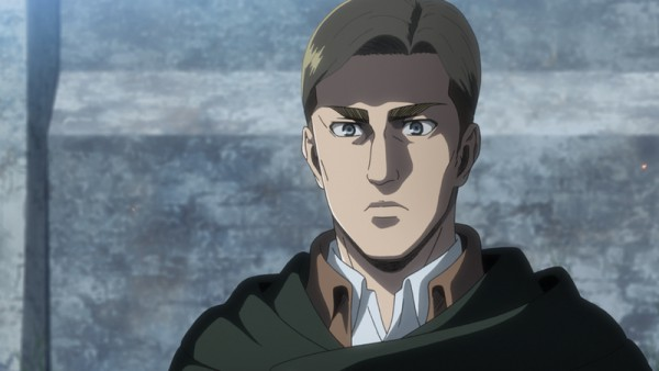 Erwin from Attack on Titan episode 53