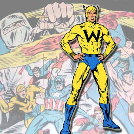 the Whizzer Marvel's fastest character