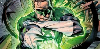 green lantern superhero facts