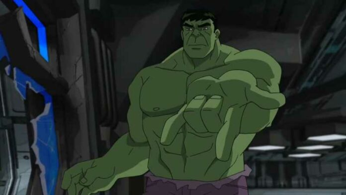 Ultimate Spider-Man hulk