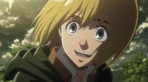 armin arlert one of the strongest attack on titan characters