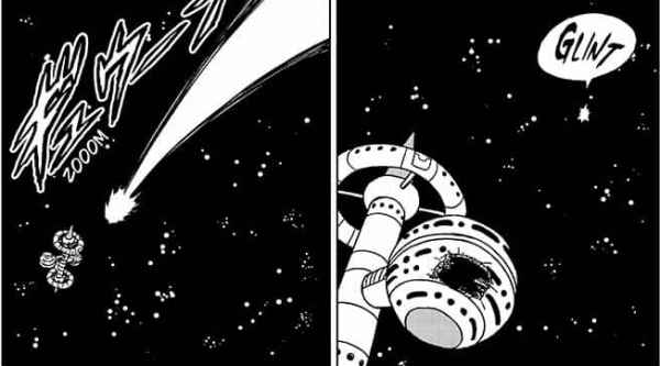 Galactic Prison Dragon Ball Super Chapter 50