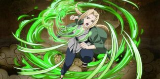 best female anime characters of all time tsunade senju