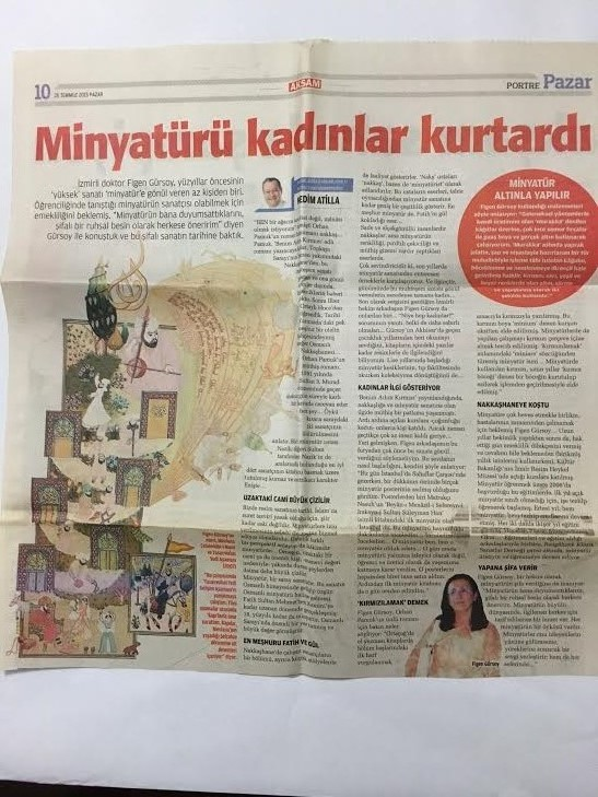 Akşam Gazetesi, 2016