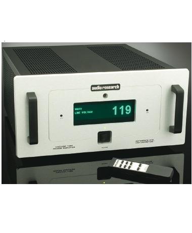 audioresearch power amplifier 210