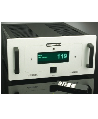 audioresearch power amplifier 210