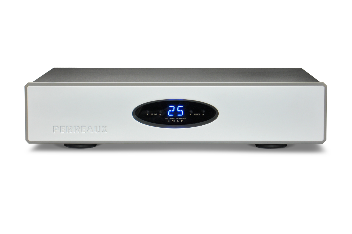 Prisma SM6 MkII Balanced Stereo Preamplifier