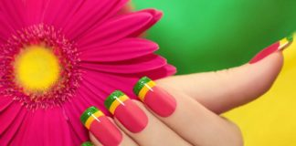 Awesome nail post art design ideas to fondle with.