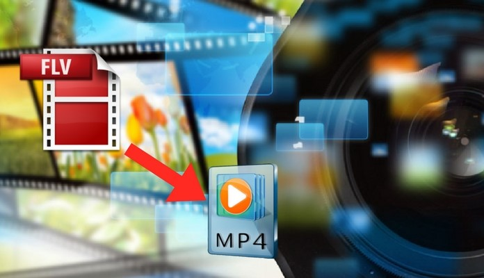 How to Convert FLV to MP4