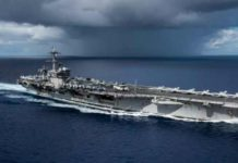 US Naval Carrier