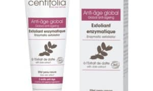 Exfoliant enzymatique anti age global bio centifolia